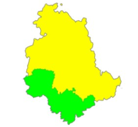 The province in Umbria